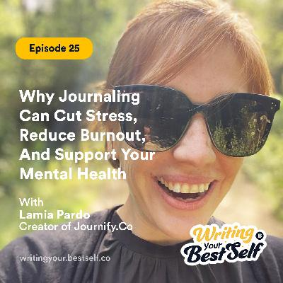 Why Journaling Can Cut Stress, Reduce Burnout, And Support Your Mental Health