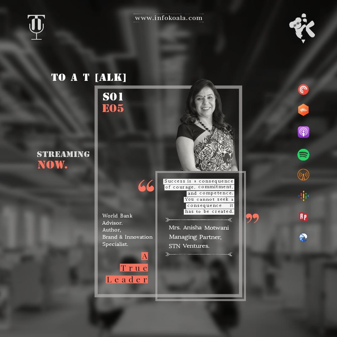 Challenging Norms ft. Anisha Motwani, Storm the Norm Ventures