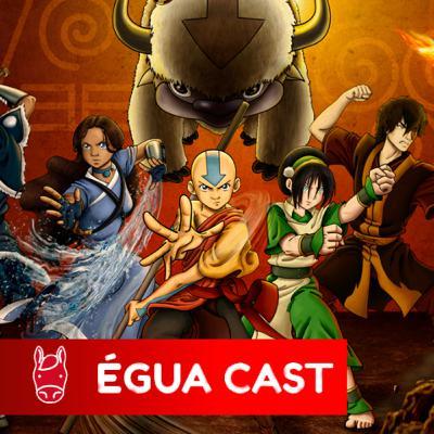 #037 - Avatar... o da flecha não o do azul grandão