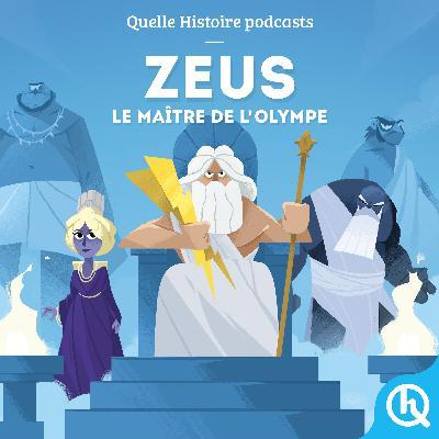 Zeus, le maître de l'Olympe