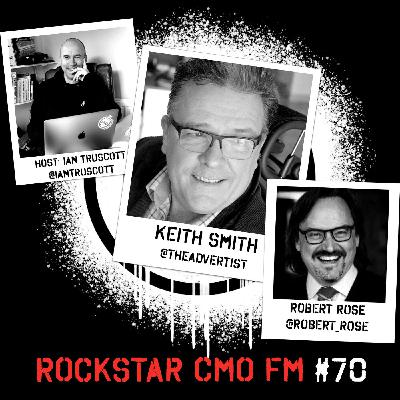 The Keith Smith Virtual Selling, Free Content and a Libation from the Archive Episode