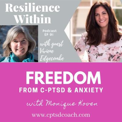 Resilience Within With Guest Viviene Edgecombe