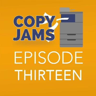 Copy Jams EP . 13 - Oh This is Easy!  Teacher Professional Development   www.open-academy.org