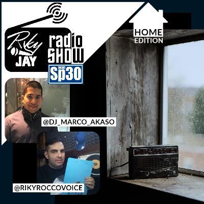 RikyJay Radio Show - #26 - Home Edition