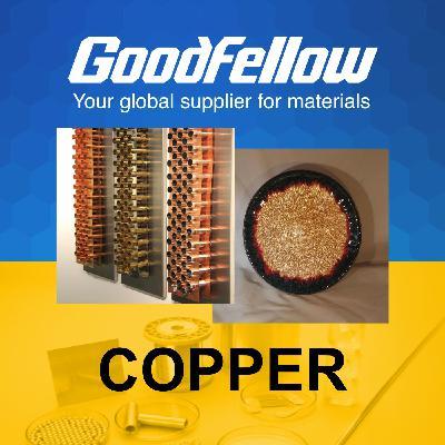 Copper - Materials Inside Podcast Episode #4