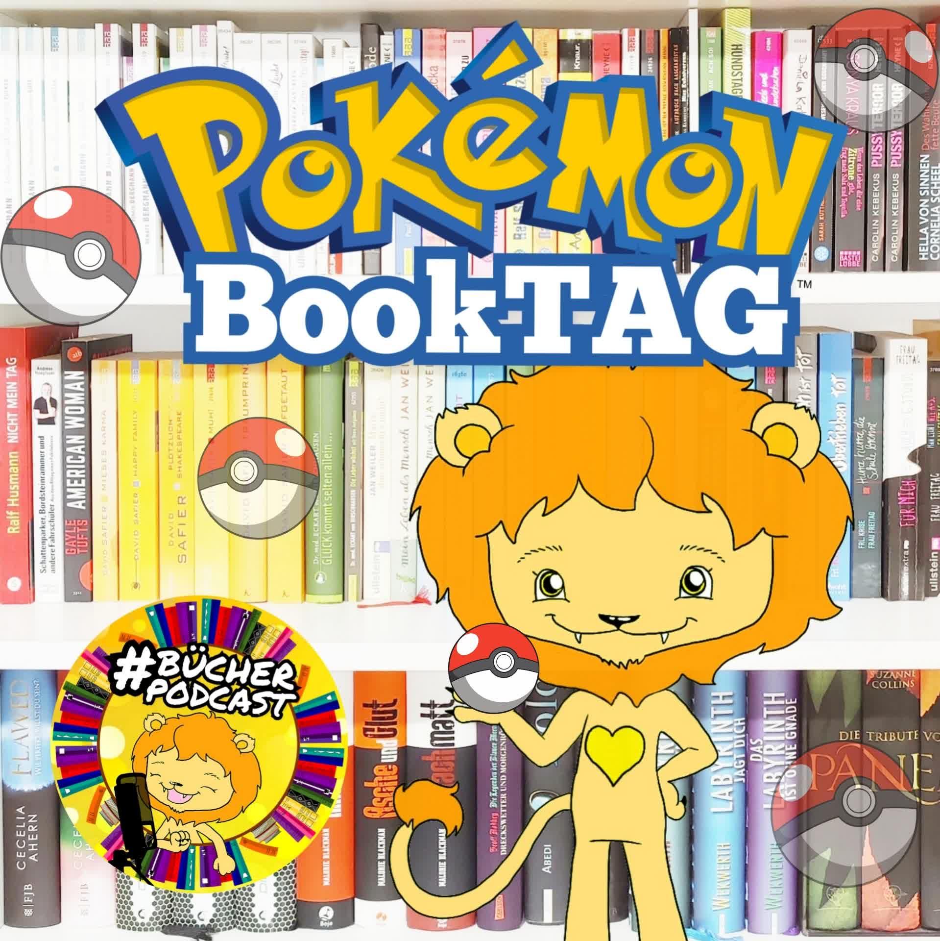 Pokémon BookTAG