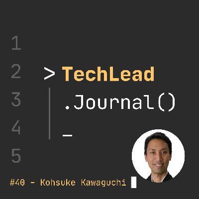 #40 - Data-Driven DevOps with Launchable - Kohsuke Kawaguchi