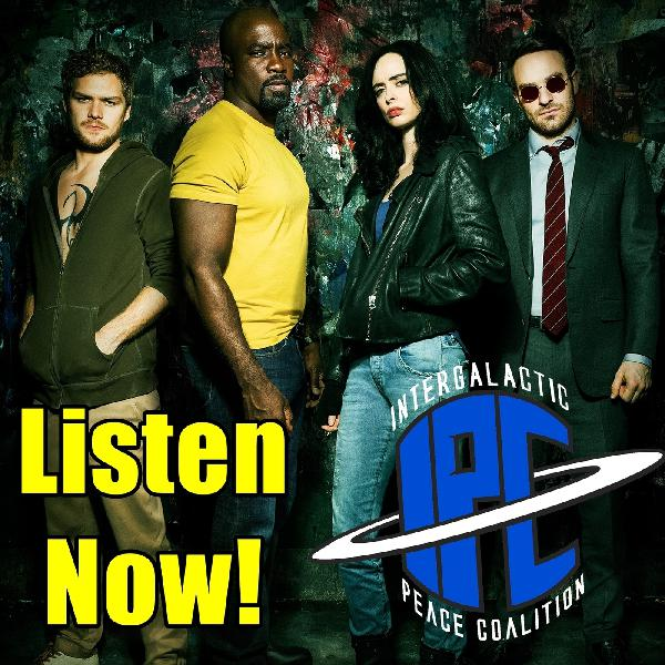 The IPC Podcast LIVE #160 | The Defenders