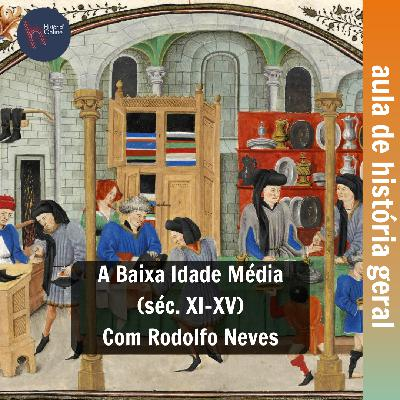 Baixa Idade Média (aula 13): História Geral