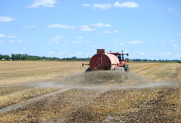 Commercial Fertilizers and Protecting Water Sources
