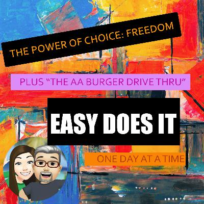 The Power Of Choice: FREEDOM