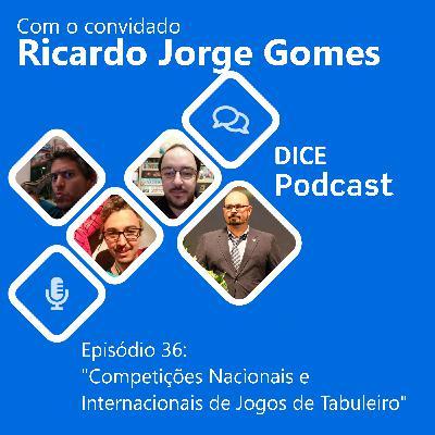Competições Nacionais e Internacionais de Jogos de Tabuleiro (com Ricardo Jorge Gomes)