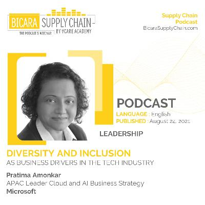 145. Diversity and Inclusion as business drivers in the tech industry