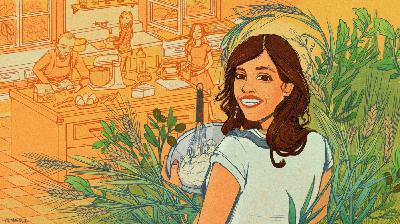 Jovial Foods: Carla Bartolucci