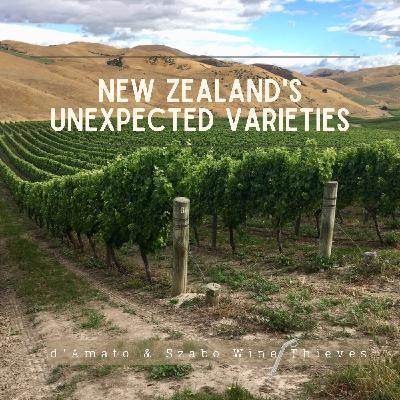 New Zealand's Unexpected Varieties