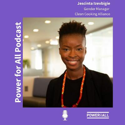 Women at the frontlines of energy access: Interview with Jescinta Izevbigie
