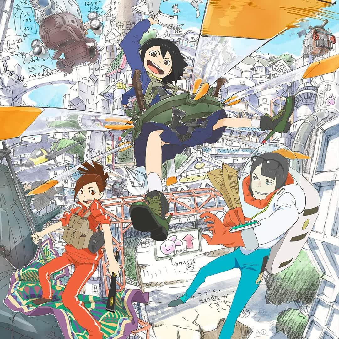"""MANGUA-Враження 2: Руки геть від """"Руки геть від кіноклубу"""" або як Eizouken повертає любов до аніме"""
