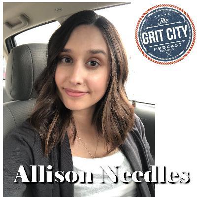 Allison Needles from the Tacoma News Tribune