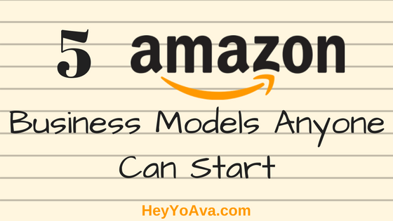 12: Five Amazon Business Models Anyone Can Start - The Candid Cashflow Podcast   Work at Home   Entrepreneur   Passive Income