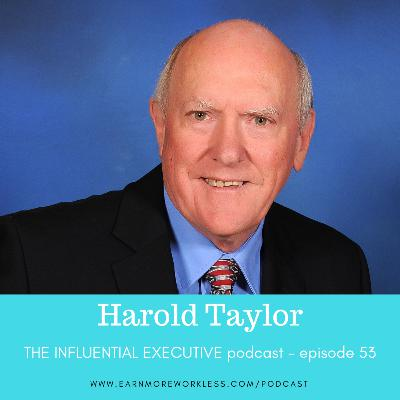 E53: The Life Story of a Time Management Influencer (Harold Taylor)