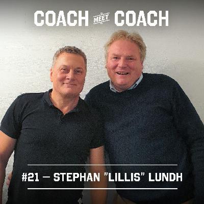 """#21 Stephan """"Lillis"""" Lundh"""