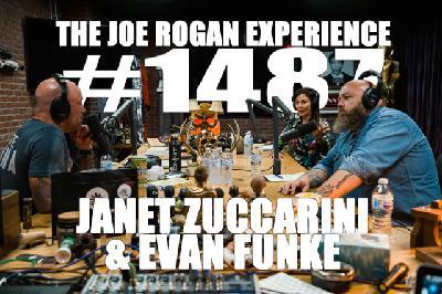 #1487 - Janet Zuccarini & Evan Funke