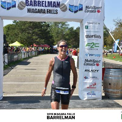 Run it like a girl with Angela Lilly, Triathlete:  Season 3, Episode 4