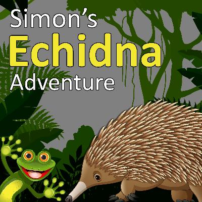 Simon's Echidna Adventure