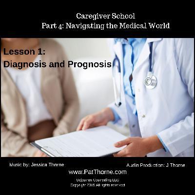 Part 4 Lesson 1: Diagnosis & Prognosis