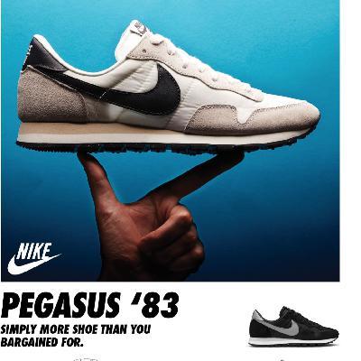 Выпуск 13. Что внутри у Nike Pegasus и как это работает