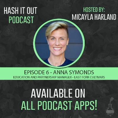 The CBD Episode - 006 Anna Symonds - East Fork Cultivars