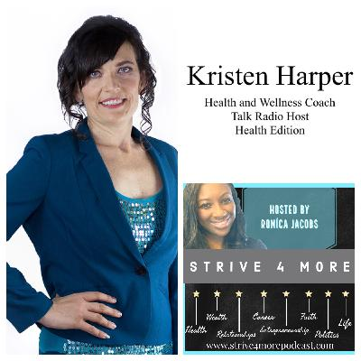 Living A Healthy, Happy, And Motivated Life w/ Kristen Harper