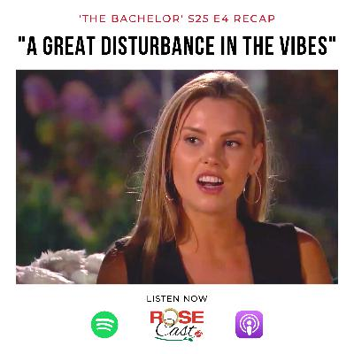 """A Great Disturbance In The Vibes"" 