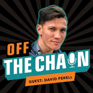 David Perell, Founder of Write of Passage: The Downfall of Mainstream Media