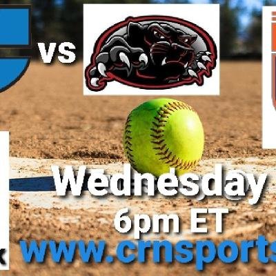 CRN Sports Coverage of NCHSAA Varsity Lady's Softball Clayton Comets vs North Johnston Panthers! #CRNSports #cometsALLin 🥎🎙☄