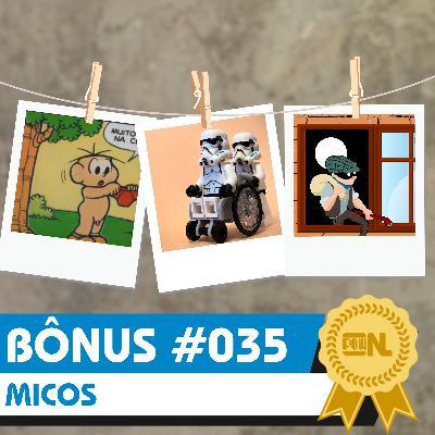 Nintendo POWdcast Bônus #035 – Aquele dos micos (parte 1)