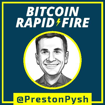 MICROSTRATEGY NEWS, ACCELERATED TIMELINES, & WHAT COMES NEXT W/ PRESTON PYSH