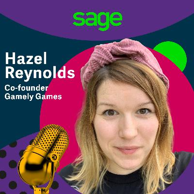 Hazel Reynolds: Quit the day job with one creative idea