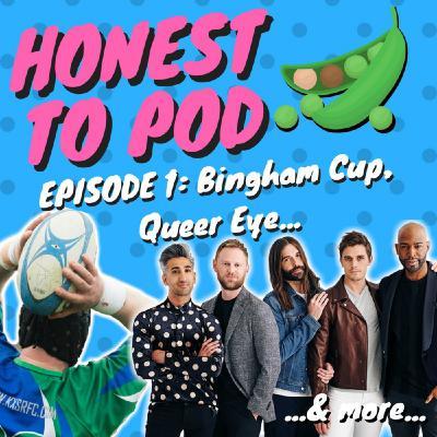 001 - Bingham Cup, Queer Eye & more