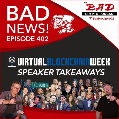 Virtual Blockchain Week Speaker Takeaways
