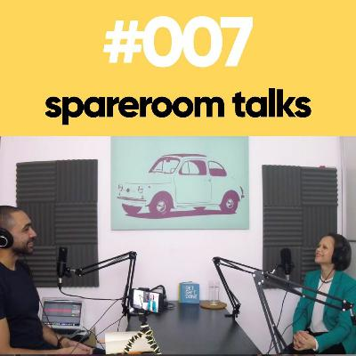 How to build a business in 20 hours a week only ft. Yasmin Vorajee | spareroom talks #007