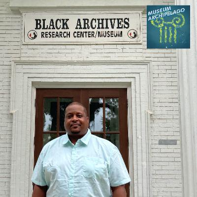 86. Nashid Madyun Fights the Compression of Black History at the Meek-Eaton Black Archives