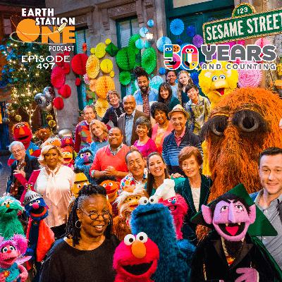 Earth Station One Podcast – The 50th Anniversary of Sesame Street