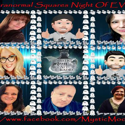 Paranormal Squares Night of EVPs