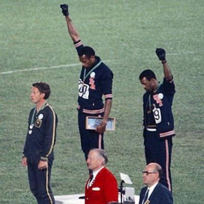 ATR - CORREDOR DE HISTORIAS #3 - El Black Power en el atletismo