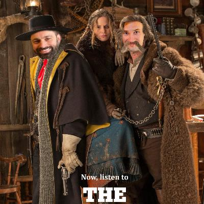 Brad Morris SHOOTS THE NADS OUT OF The Hateful Eight Episode 68 GTSC podcast