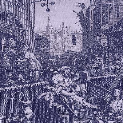 London's Gin Craze // Mother's Ruin