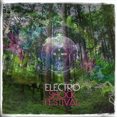 """LEON ► """"ELECTRO SHOCK Festival""""// TOKYO 🇯🇵 // Chill Out Stage""""."""