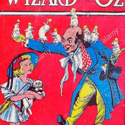 Dorothy and the Wizard of Oz: Chapter 16: Jim, the Cab-Horse