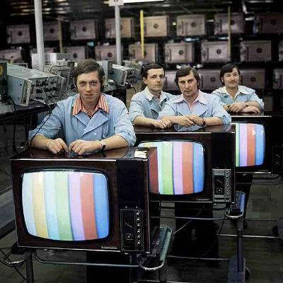 Какой была первая телепередача в России?